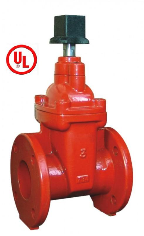 Flanged Ends NRS Gate Valves