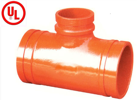 Grooved Pipe Fittings China Ul Fm Approved Valves Amp Fittings