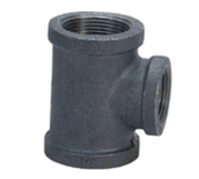 Reducing Tee-Malleable Iron threaded fittings